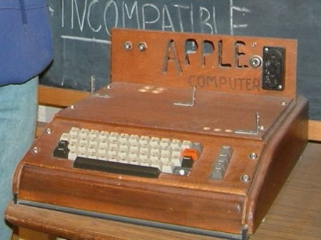 Первый компьютер Стива Джобса уйдет с молотка