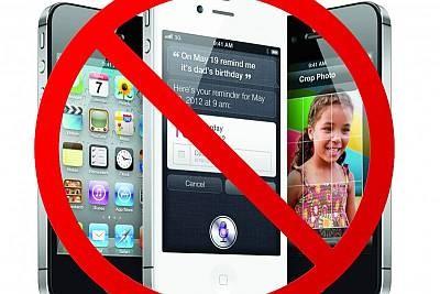 Россиянам запретили пользоваться айфонами