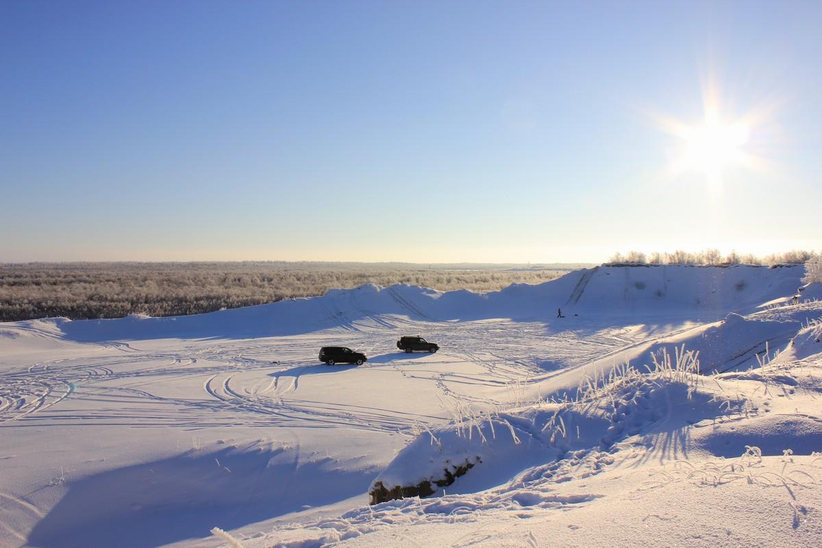 картинки снегу тундра в