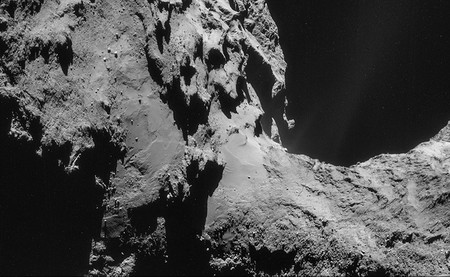 Человечество село на комету