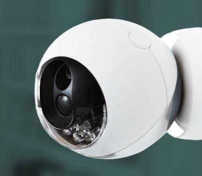 WiFi-видеокамера на магнитах с автономной работой 3 месяца