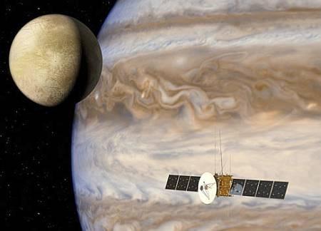 Ищем жизнь на Юпитере