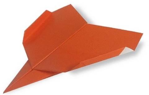 Когда на работе скучно. Модели бумажных самолетиков