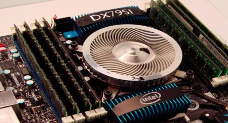 Новый вентилятор для процессоров