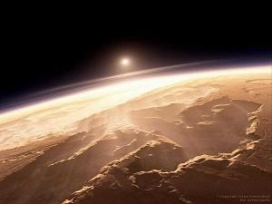 Инет для Марса