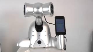 Shimi — танцующий робот