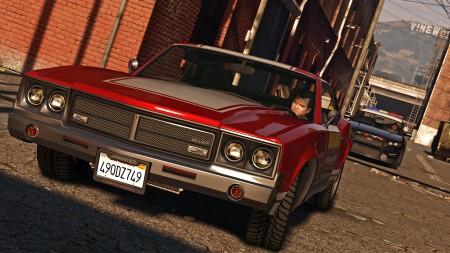Системные требования GTA V