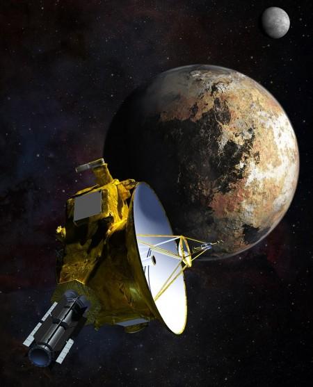 Мы приближаемся к Плутону