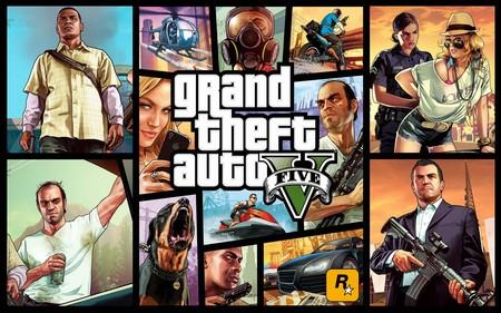 Дэниел Редклифф в Grand Theft Auto