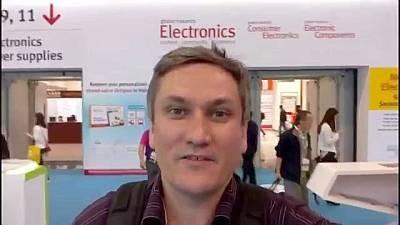 Выставка электроники в Гонконге (весна 2015)