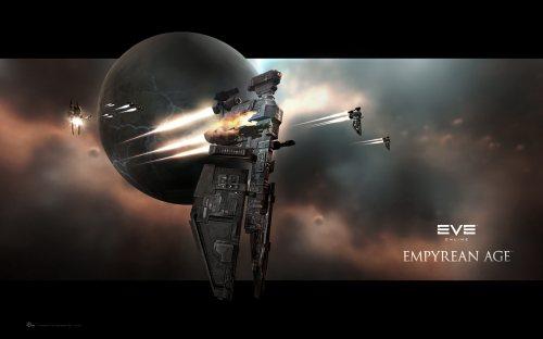 Глобальный конфликт в EVE Online