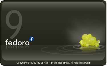 Fedora 9 Sulphur