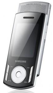 Samsung анонсировал телефон F400