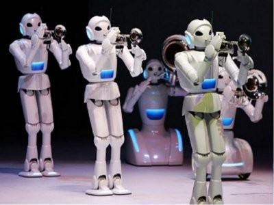 Выставка роботостанция