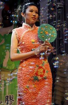 """Из чего """"сшито"""" это платье?"""