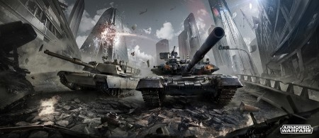 ЗБТ Armored Warfare -- 20 мая 2015