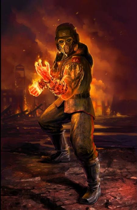 Героев Mortal Kombat X одели в советскую форму