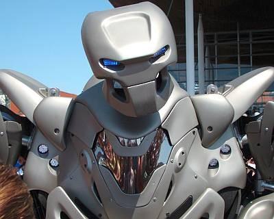 Роботов научат сердиться