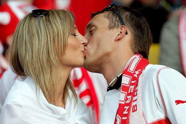 Футбол — это любовь