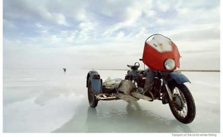 Аральское море сегодня