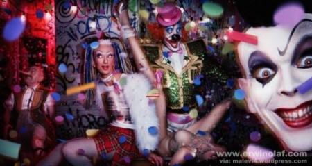 клоунские оргии