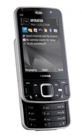Nokia уточнила дату выхода N96