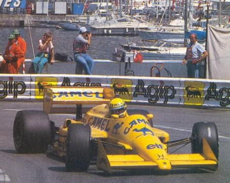 запрещенные технологии в Formula1