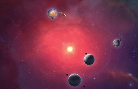 Wargaming анонсировала перезапуск Master of Orion