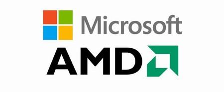 Microsoft заинтересована в приобретении AMD