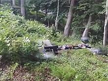 Создателем самодельного «огнестрельного» дрона оказался 18-летний студент