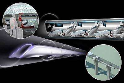 Hyperloop: очередной шаг к реальности