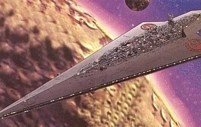 На Марсе разбился космический корабль