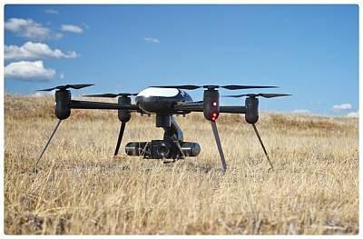 Северная Дакота разрешила установку оружия несмертельного действия на полицейские дроны