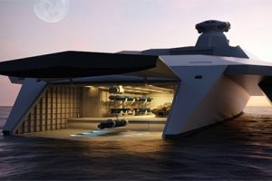 Проект корабля будущего