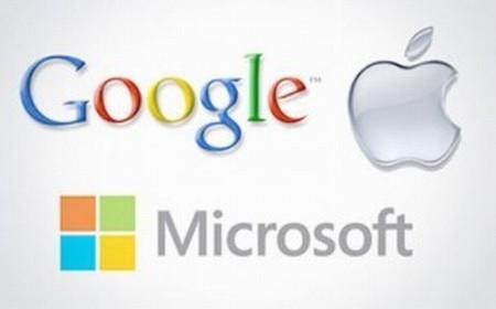 Google, Apple и Microsoft против ФБР