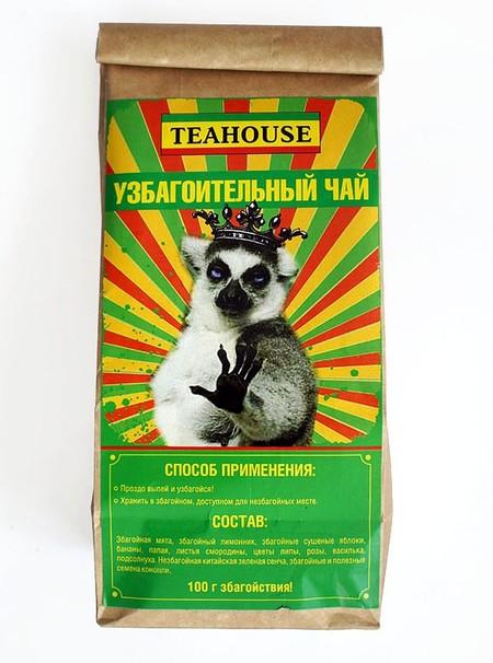 Чай узбагоительный