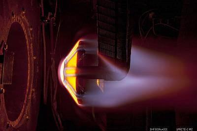 Марсианский теплозащитный экран прошел испытания