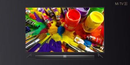 Xiaomi показала 60-дюймовый смарт-телевизор Mi TV 3