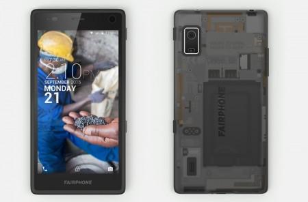 Первым коммерческим Android-смартфоном с модульной конструкцией станет Fairphone 2