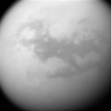 На Титане обнаружили дюны из метана