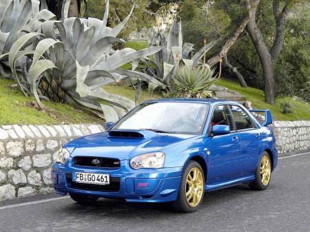 Subaru Impreza GG2 2003-2005