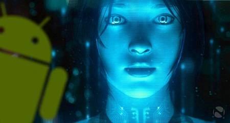 Cortana появился в CyanogenMod