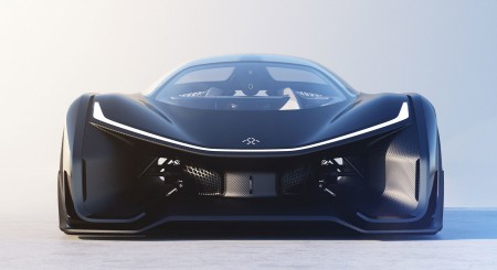Faraday Future представила концепт
