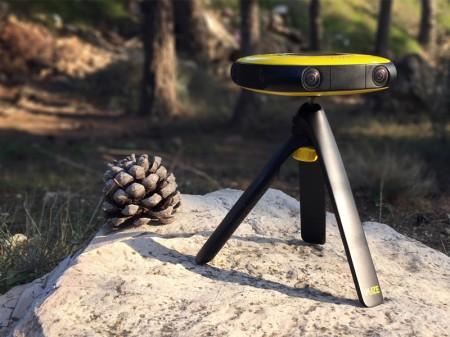 Доступная 3D-камера для виртуальной реальности