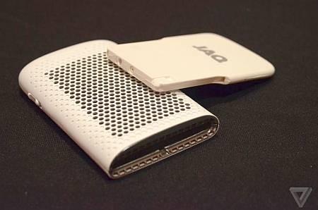 Jaq — зарядка для смартфона на топливных элементах