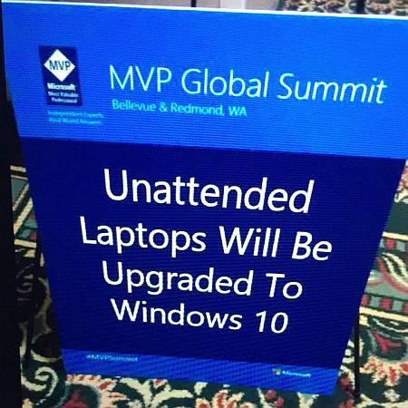 Новый виток насаждения Windows 10