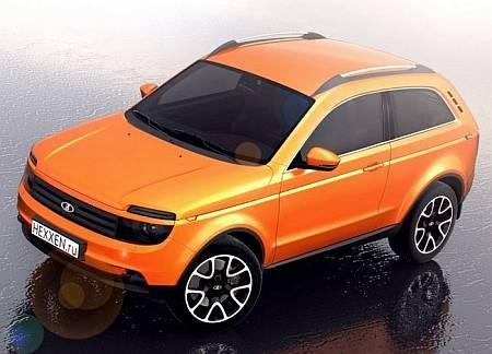 Новая Lada 4x4 появится в 2018 году