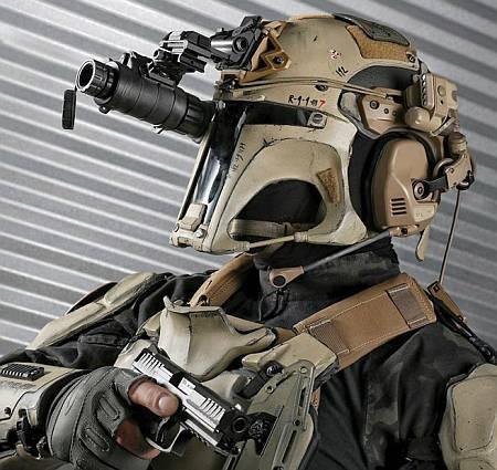 Американцы создадут настоящую броню штурмовика из «Звездных войн»