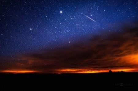 Восхитительная подборка фотографий звездного неба