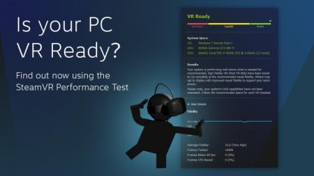 Готов ли ПК к виртуальной реальности?